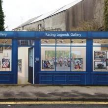 Virtual Shop Hoardings