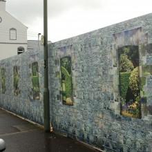 Stone Wall Hoardings