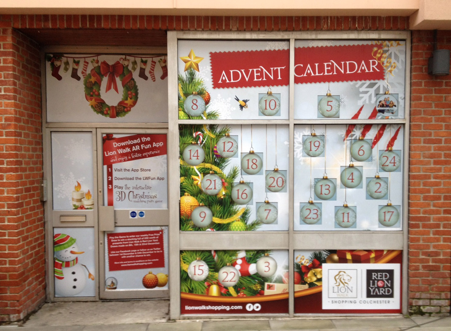 Bespoke Advent Calendar