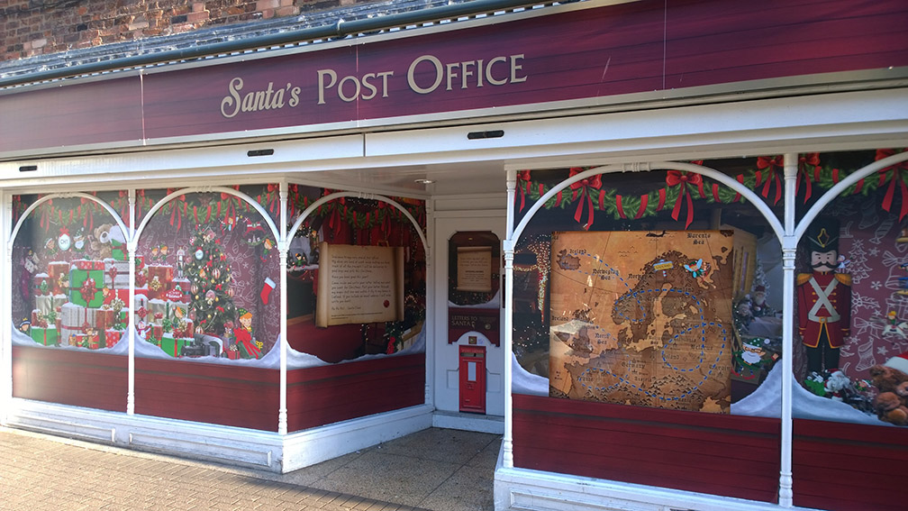 Santas Post Office