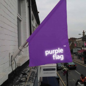 Building Flag