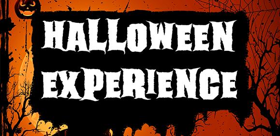 Halloween Experience Header